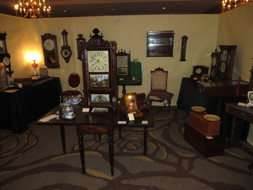Come visit our booth at the show! - DoveTail Antiques - Williamsburg, Virginia